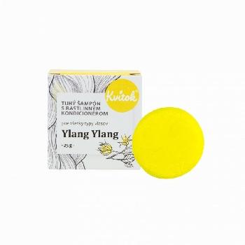 Kvitok Tuhý šampón s kondicionérom Ylang Ylang 25 g
