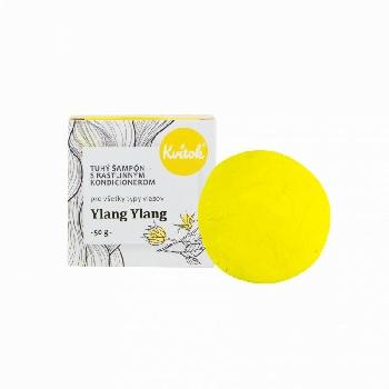 Kvitok Tuhý šampón s kondicionérom Ylang Ylang XXL 50 g