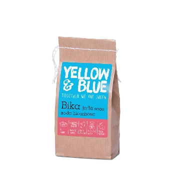 Yellow and Blue Bika jedlá soda bikarbona sáček 250 g