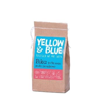 Yellow and Blue Bika jedlá sóda bikarbóna sáčok 250 g