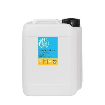 Yellow and Blue Citronový gel na vodní kámen box 5 l