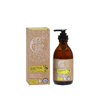 Yellow and Blue Šampon březový svůní citronové trávy 230 ml