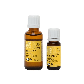 Yellow and Blue Silice BIO citron 10 ml