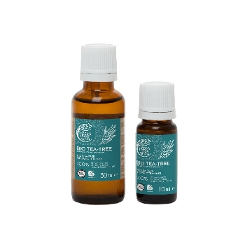 Yellow and Blue Silica BIO Tea-Tree 10 ml