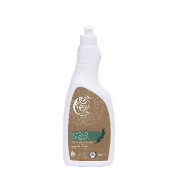 Yellow and Blue Tekuté mydlo na ruky s vôňou rozmarínu 750 ml