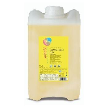 Sonett Tekutý prací gel na barevné prádlo BIO 10 l