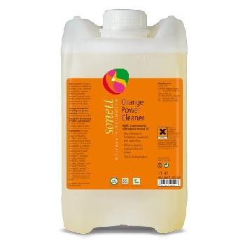 Sonett Pomarančový intenzívny čistič 5 l