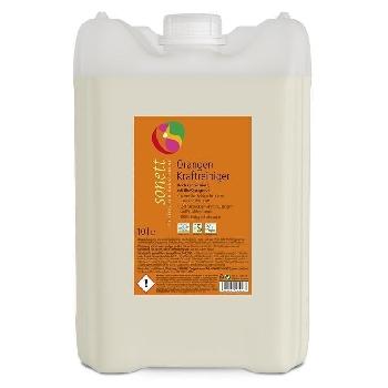Sonett Pomarančový intenzívny čistič 10 l