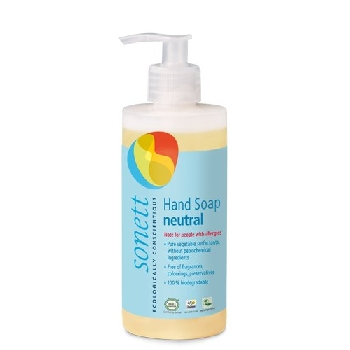 Sonett Tekuté mydlo na ruky Sensitive BIO 300 ml