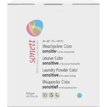 Sonett Prací prášok Color Sensitiv BIO 10 kg