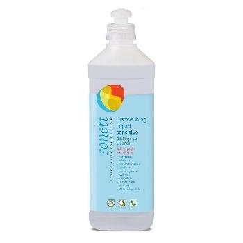 Sonett Prostriedok na riad a Univerzálny čistič Sensitive 500 ml