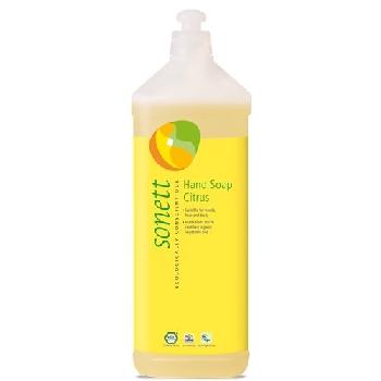 Sonett Tekuté mydlo na ruky Citrus BIO 1 l