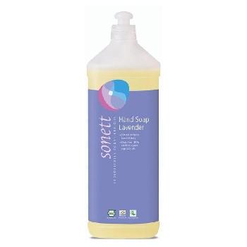 Sonett Tekuté mydlo na ruky Levanduľa BIO 1 l