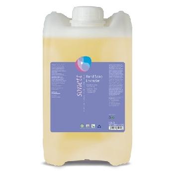 Sonett Tekuté mydlo na ruky  Levanduľa BIO 10 l
