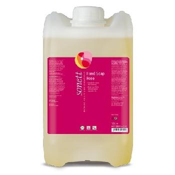 Sonett Tekuté mydlo na ruky Ruža BIO 10 l