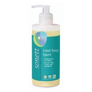 Sonett Tekuté mydlo na ruky Epure BIO 300 ml