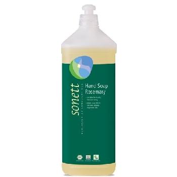Sonett Tekuté mydlo na ruky Rozmarín BIO 1 l