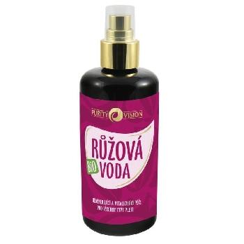 Purity Vision Ružová voda BIO 200 ml