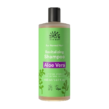 Urtekram Šampón s aloe vera pre normálne vlasy BIO 500 ml