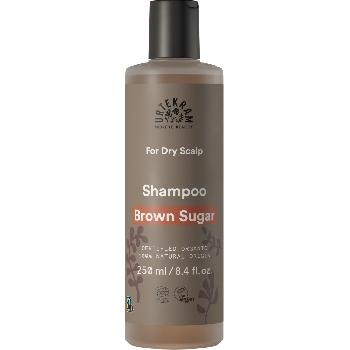 Urtekram Šampón s hnedým cukrom BIO 250 ml