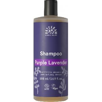 Urtekram Levanduľový šampón pre normálne vlasy BIO 500 ml