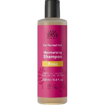 Urtekram Růžový šampon pro normální vlasy BIO 250 ml