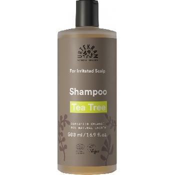 Urtekram Šampon s tea tree pro podrážděnou pokožku BIO 500 ml