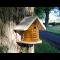 Čmelíny a domky pro včelky