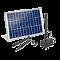 Solární čerpadla bez baterie