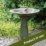 Prídavný stĺp pre pítko a kúpeľ Ozveny