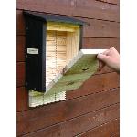 Búdka pre netopiere drevená veľká