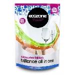 Ecozone Tablety do umývačky 5v1 25 tabliet