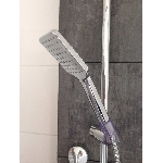 Úsporná sprcha Aguaflux Eco Air 8l chróm ručná