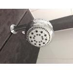Úsporná multi sprcha Aguaflux Wellness 8l chróm fixná