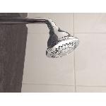Úsporná multi sprcha Aguaflux Spa 8l chrom fixní