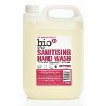 Bio D Tekuté mydlo na ruky pelargónie 5l