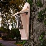 Vtáčia búdka pre šoupálky