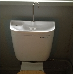 Adaptér pre toaletné misy kombi