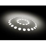 Stropní solární osvětlení Vortex 36 LED