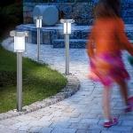 Solární senzorové svítidlo Ancona