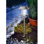 Solárne záhradné osvetlenie Swing