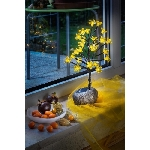 Solárny LED stromček