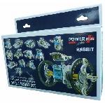 Rabbit solární hračka 14 v 1
