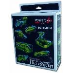 Butterfly Solární hračka 6v1