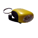 BEE Mini dynamo LED svetielko na kľúče