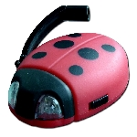 Ladybug Dynamo světélko na klíče