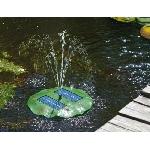 Solárna plávajúca fontána Seerose