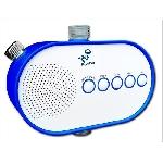 Sprchové rádio H2O Power