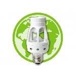 PIR senzor osvetlenia E27