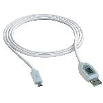 Inteligentný USB nabíjací kábel